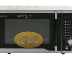 Singer  microwave  oven –combi – grill
