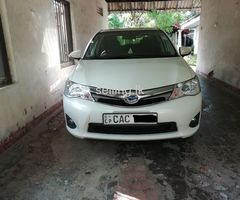 Toyota Axio Hybrid G grade