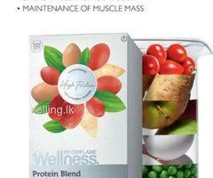 Wellness protien blend