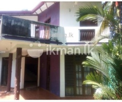 Two Story House For Sale in Polgasowita