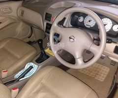Nissan Sunny N17 for Sale