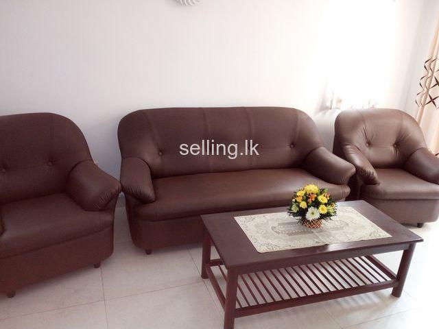 Sofa set for Immediate Sale