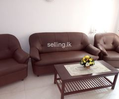 Sofa set for Immediate Sale