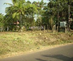 Land  for sale in kurunegala , Katupotha