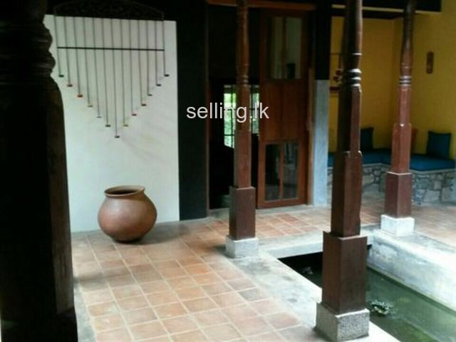 Bungalow for sale in matale