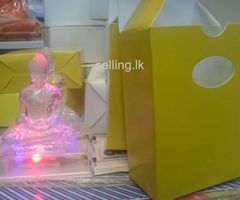 Lord Buddha Lighting Statue for sale
