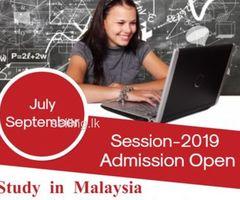 Graduate in Malaysia