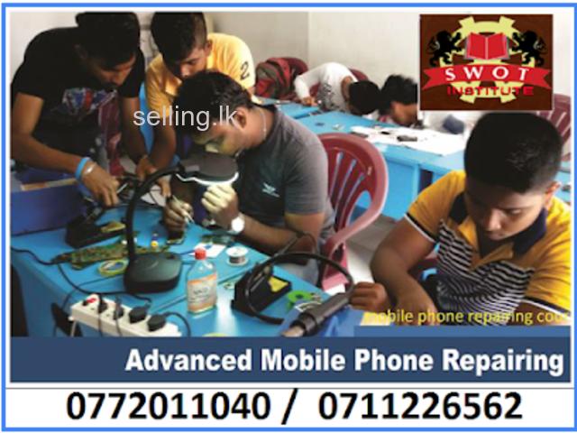phone repairing course