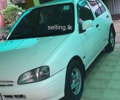 Toyota Starlet EP91 1997