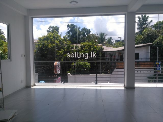 Building space for rent 1st Floor Galle