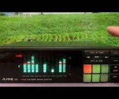 car audio equalizer