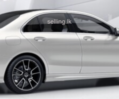 Mercedes Benz C200 AMG Premium Plus 2019