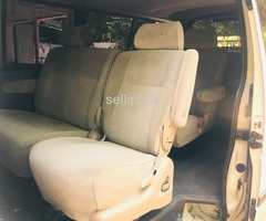 Toyota Dolphin Van