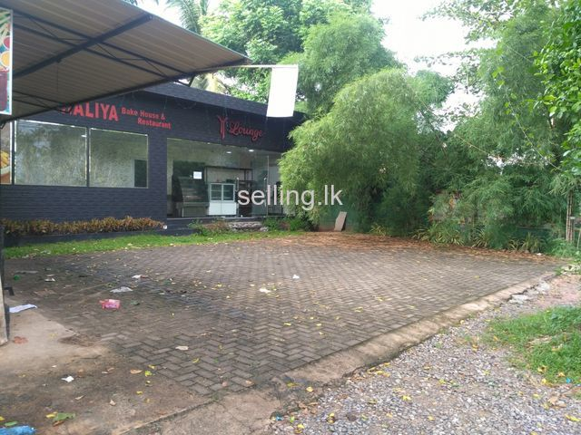 Shop / Restaurant for Rent