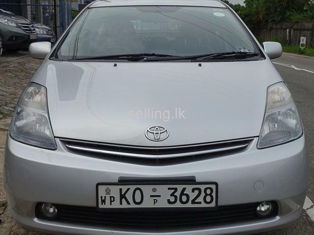 Toyota Prius NHW20 2007