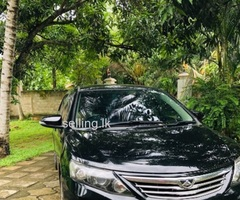 Toyota Allion G PLUS 2013