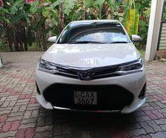 Toyota Axio 2017