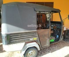 Piaggio Ape Three Wheeler