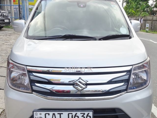 Suzuki Wagon R FZ Safety 2015