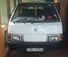 Nissan vannet dx for sale