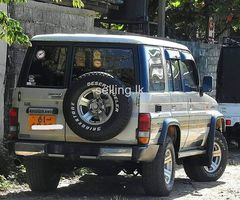 Land cruiser Box prado