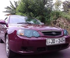 KIA SPECTRA 2001 for sale