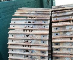 Excavator track lines 60 / 70 for sale