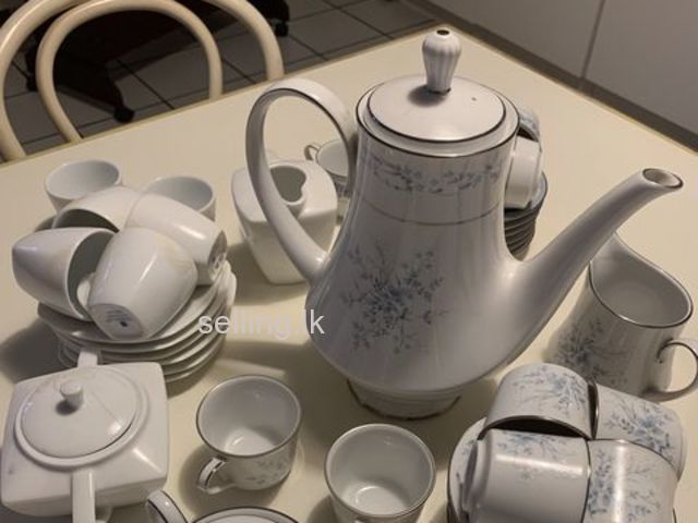 Noritake Fine China Coffee Sets