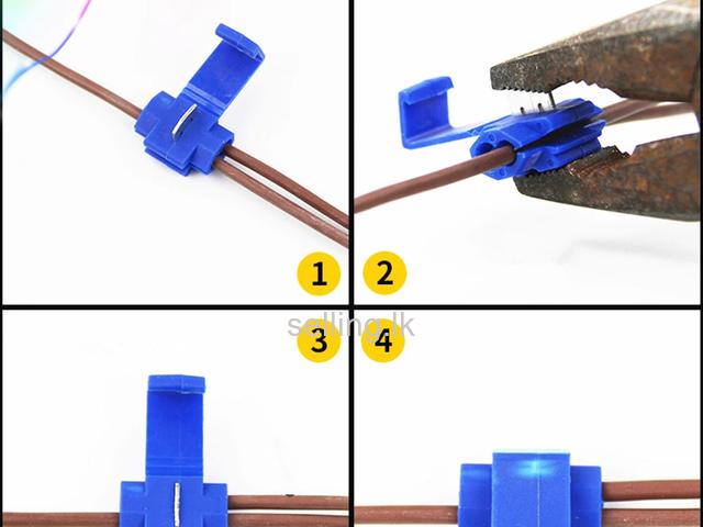Quick Splice Lock Wire Terminals Crimp for sale