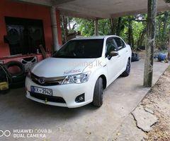 Toyota Axio 161 G Grade