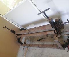 Steel plate bender