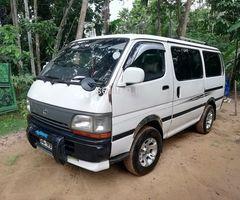 Toyota dolphin 102 auto GL