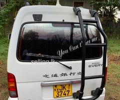 Suzuki Every 2000