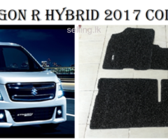 Suzuki Wagon R Hybrid Coil Carpets