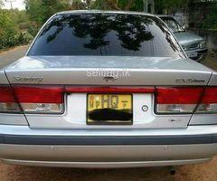 Nissan FB15