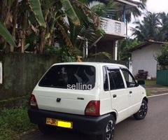 Suzuki Maruti EFI