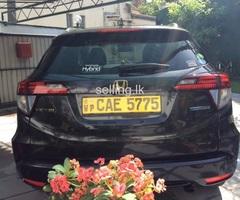 Honda Vezel Highest Grade 2014