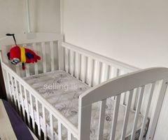 Baby Cot from Kids Joy