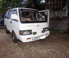 Nissan Vanette for sale