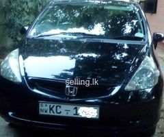 HONDA FIT GD01 2003 FOR SALE