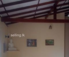 In Moratuwa, Upstair for rent. Very suitable for a decent couple.