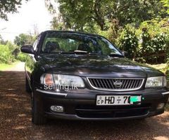 Nissan Sunny FB 15 for sale