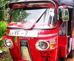 Bajaj Re205 Three wheeler for sale