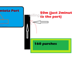 Hambantota port land