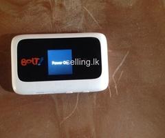 Portable 3G Router ZTE