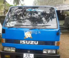 isuzu elf Lorry