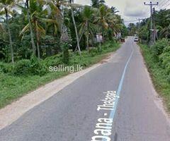 Homagama pitipana south land for sale