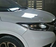 Honda vezel  exchange to double cab