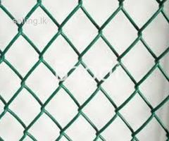 Airport Mesh (chainlink Fence Mesh)