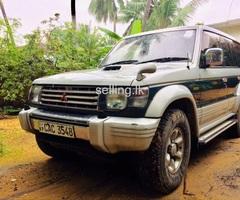 Mitsubishi pajiro 1994